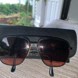 Serengeti Aviator Sunglasses Vintage Drivers 5241C